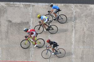 Prešov bude hostiť najlepších dráhových cyklistov.