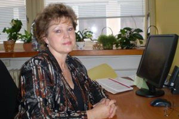 Právnička krízového centra Slniečko Sylvia Gancárová dlhé roky pôsobila ako policajná vyšetrovateľka.