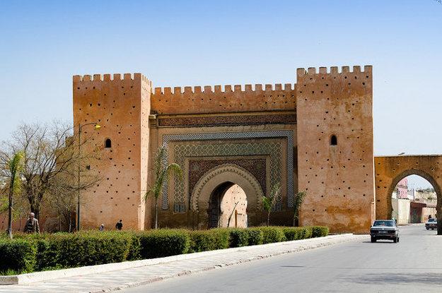 Meknes, Maroko.