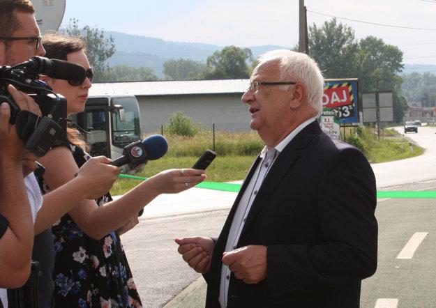 Primátor Hanuščak bol zdesený, chce podať trestné oznámenie.