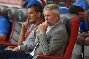 Bývalý tréner slovenskej futbalovej reprezentácie Ján Kocian.