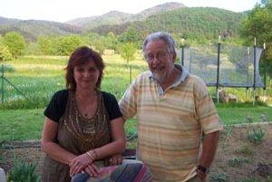 Manželia Verhaarovci sa do Dolnej Tižiny presťahovali pred dvoma rokmi.