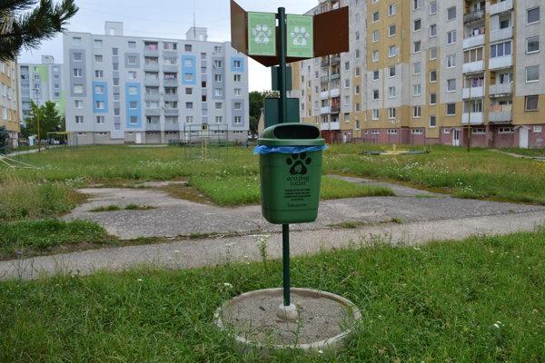 Psie toalety v meste končia.