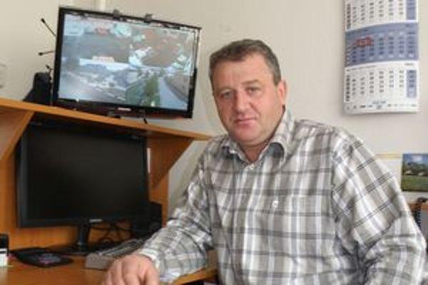 František Posluch plánuje s políciou pôsobiť v celom okrese.