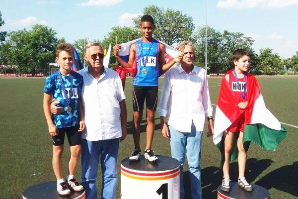 Samuel Nduka triumfoval na medzinárodných pretekoch v Poľsku.