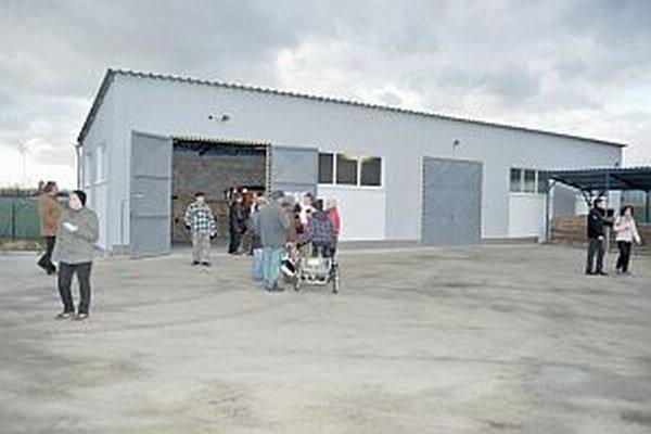 Obyvatelia Košece začali zberný dvor využívať v januári.