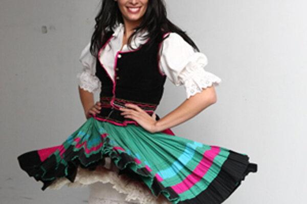Bartoba Franeková odcestovala na Miss World.