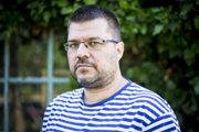 Peter Kerekes, režisér a producent.