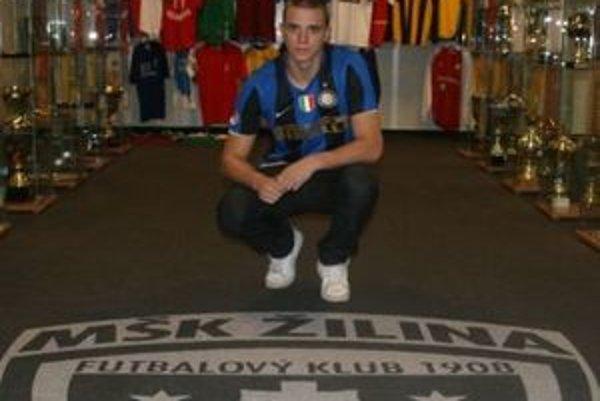 Jakub Vojtuš bude od februára obliekať dres Interu Miláno.