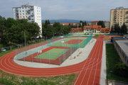 Vynvený školský dvor ZŠ Hrnčiarska