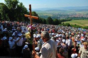 Do Levoče prichádzajú ľudia z celého Slovenska i zahraničia.