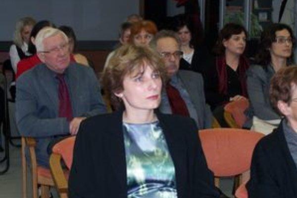 Mária Hamzová vyhrala kategóriu beletria pre deti a dospelých.
