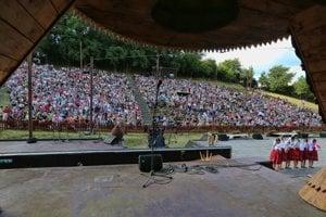 Folklórne slávnosti pod Poľanou si zapíšu 53. ročník.