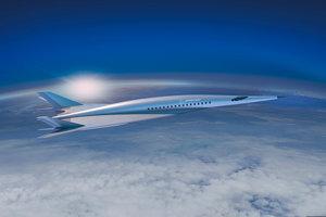 Prvý koncept hypersonického lietadla pre pasažierov od Boeingu.