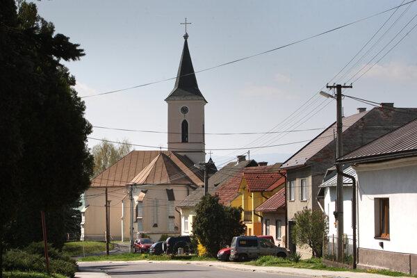 Kostolík  v Selciach je diecéznym centrom cyrilometodskej úcty.