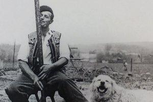 Pavol Vajda Šurec - rezbár a bača, na akého sa nezabúda.