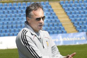 Bohaté trénerské skúsenosti Bohumila Andrejka sa môžu Lokomotíve zísť.