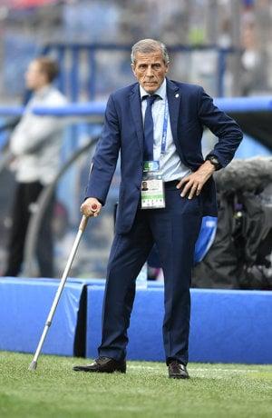 Oscar Tabárez, tréner Uruguaja.
