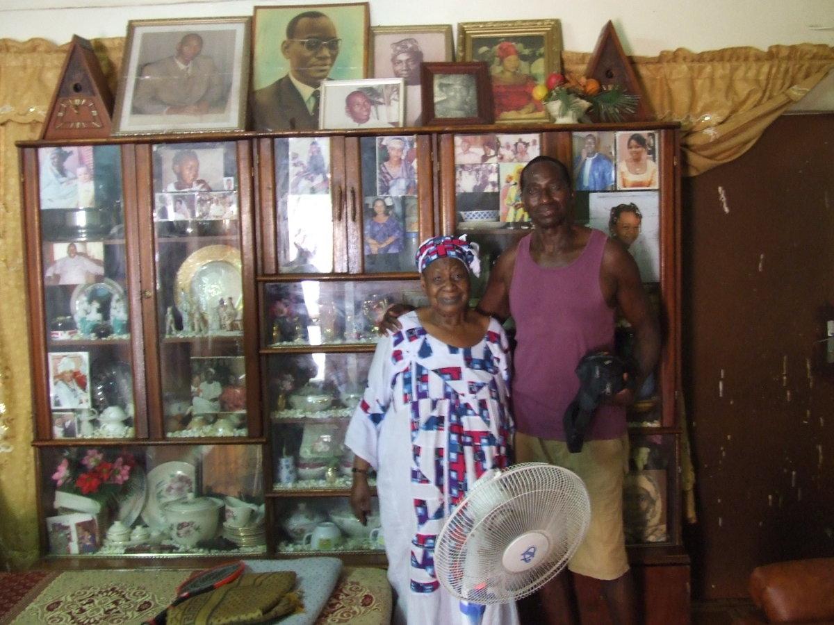 Ibrahim Maiga nám ukázal svoje Bamako - svet.sme.sk