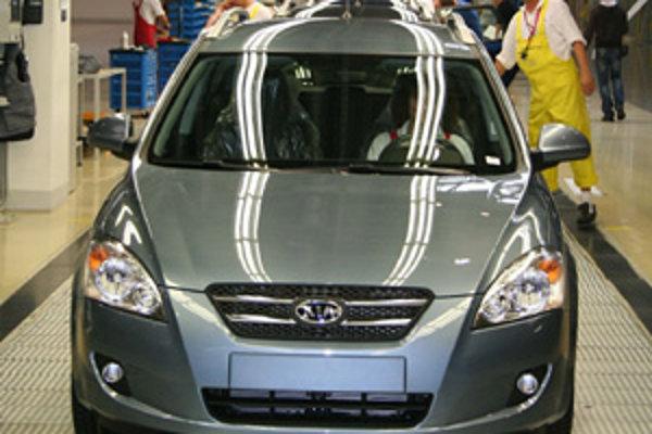 Výrobu spustí Kia Motors Slovakia v pondelok 12. januára. Zmena bude trvať len 6 hodín.