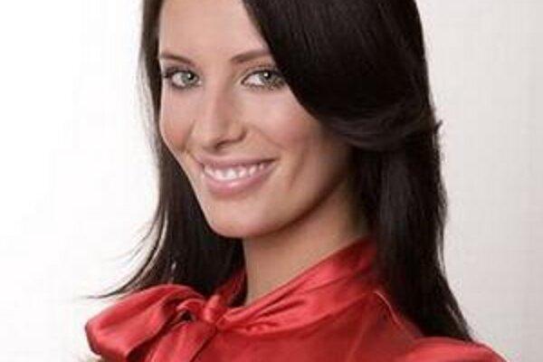 Žilinčanka Barbora Franeková sa usiluje o korunku Miss 2009.