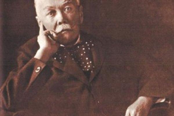 Pavol Országh Hviezdoslav.
