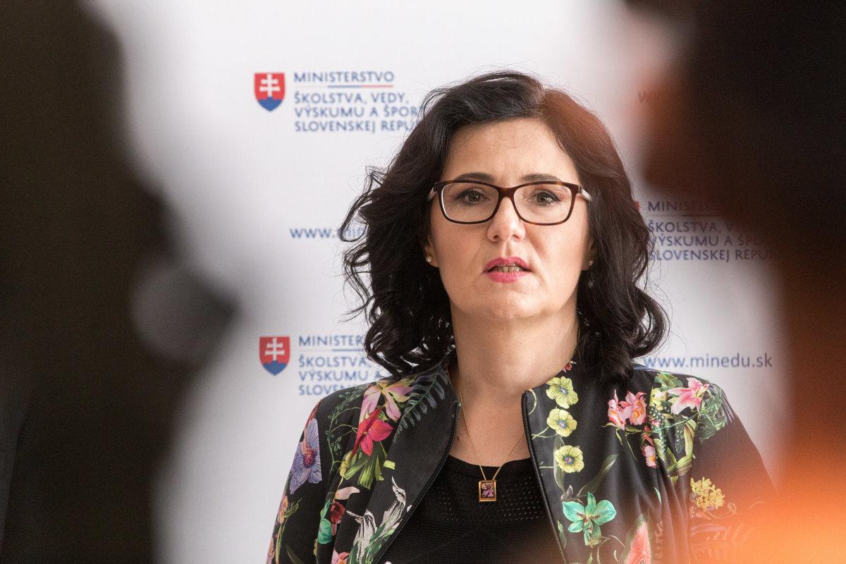 Lubyová nenašla pri udeľovaní dotácií pochybenia - domov.sme.sk