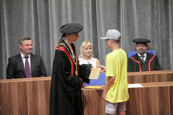Otvorenie 6. ročníka Martinskej letnej detskej univerzity.