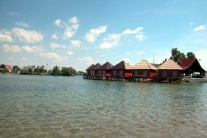 Senecké jazerá prinášajú aj divokú verziu.