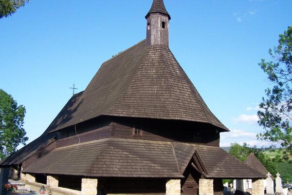 V mobilnej aplikácii bude vyznačený aj tvrdošínsky drevený kostolík, pamiatka zapísaná v UNESCO.
