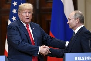 Trumpa po stretnutí s Putinom kritizujú aj republikáni.
