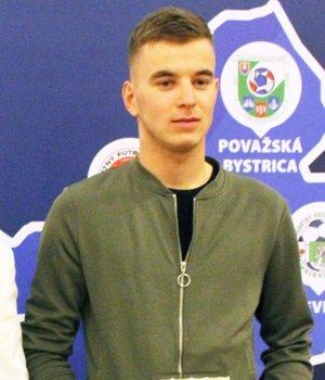 Renáto Meszlényi je jednou z nových tvárí v Šali.