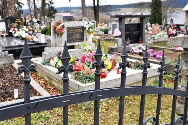 V Rabči majú ročne priemerne 25 pohrebov.