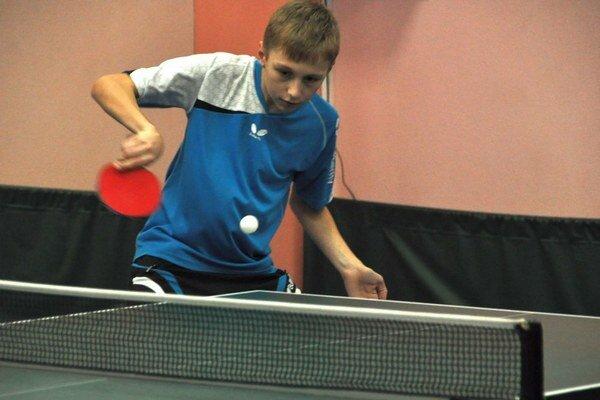 Dalibor Diko si v predstihu zaistil víťazstvo v Slovenskom pohári mládeže.