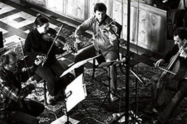Zmeskall Quartet