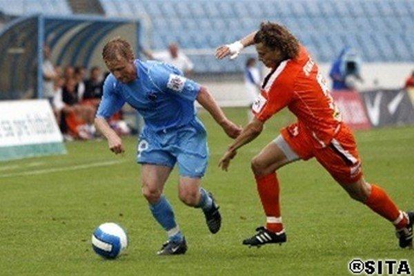 Daniel Kosmeľ hrával v belasom drese až tri a pol roka.
