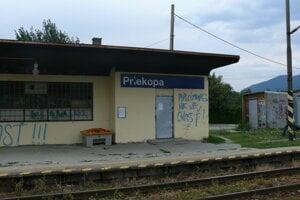 V Priekope.