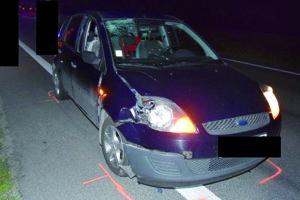 Májová nehoda z obce Drienovec si vyžiadala život jedného chodca.
