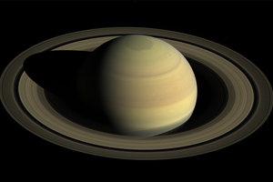 Sonda Cassini-Huygens študovala Saturn a jeho mesiace od roku 2004 do roku 2017.