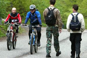Cyklisti sa v Nitrianskom kraji dočkajú ďalších cyklotrás.