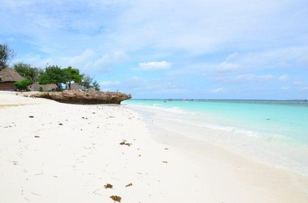 Pláže Nungwi