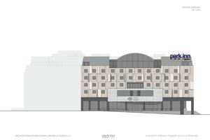 Nový vizuál hotela.