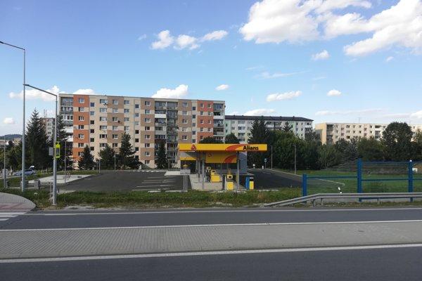 Opustená novostavba na Ťačevskej. Skolaudujú ju nakoniec?