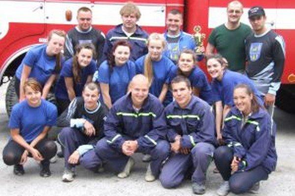 Štefanovskí dobrovoľníci.