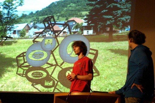 Nižnianskym študentom stačili dva týždne na vytvorenie zaujímavých návrhov.