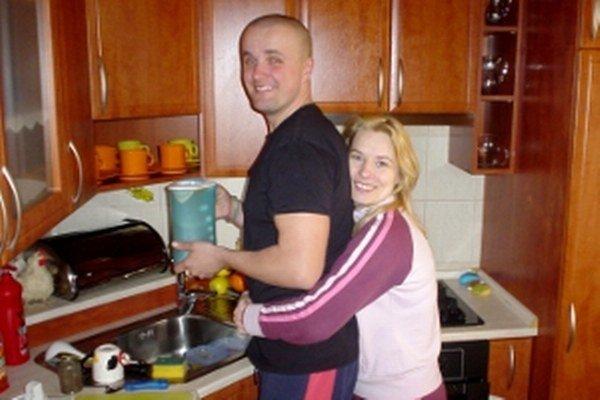 Miroslav a Mária sú spolu osemnásť rokov.