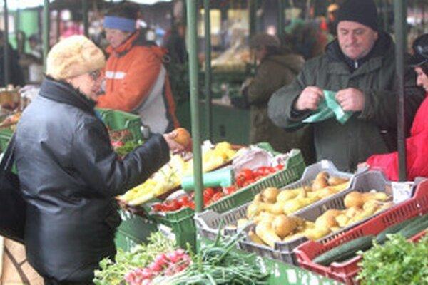 Predajca musí zabezpečiť parametre potravín.