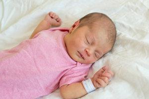 Yasmína Čierna (3170g, 50cm) sa narodila 29.júla Petre a Igorovi z Partizánskeho. Doma už majú 4,5-ročného Igorka.
