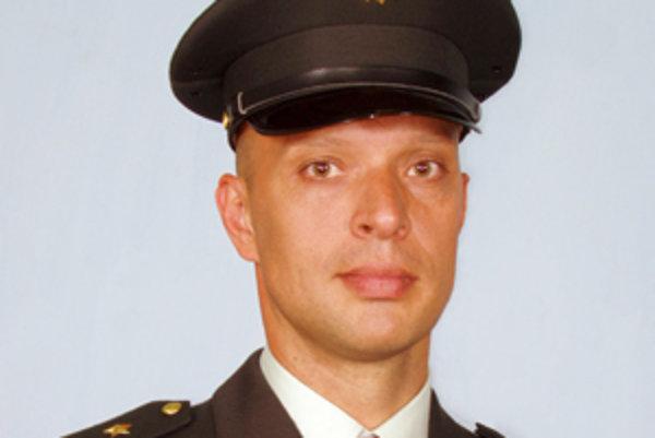 Miroslav Brtko, od októbra šéf oravskej polície.