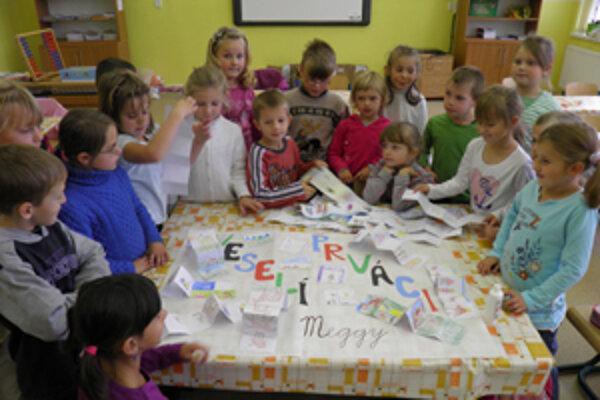 Medzinárodný deň knižníc žiakov zaujal.
